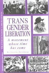book cover of Transgender Liberation