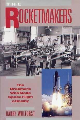 book cover of The Rocketmakers