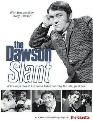 book cover of The Dawson Slant