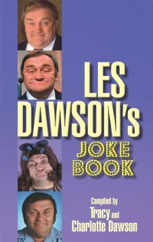 book cover of The Les Dawson Joke Book