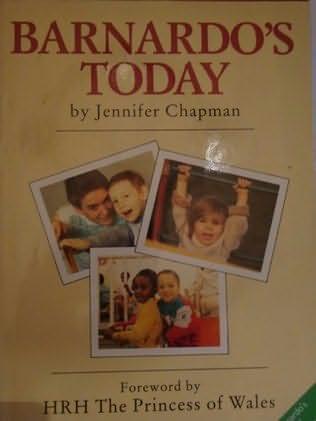 book cover of Barnardo\'s Today