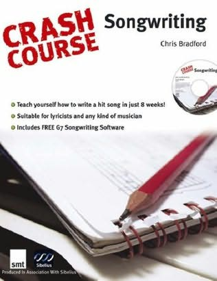 book cover of Crash Course Songwriting
