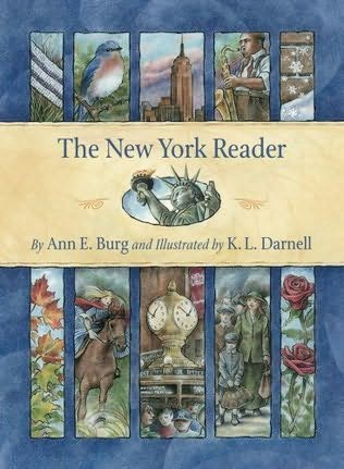 book cover of The New York  Reader