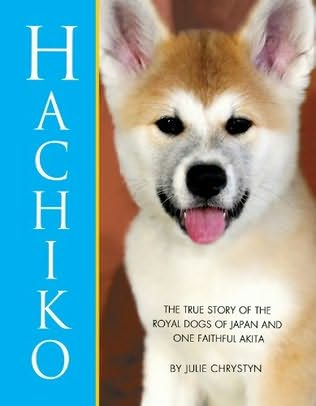 book cover of Hachiko