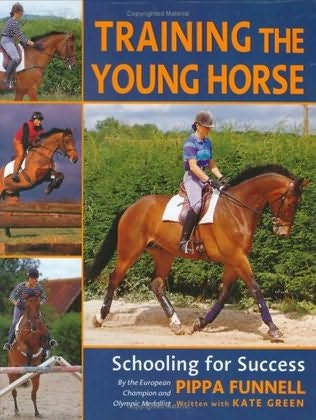 book cover of Training the Young Horse