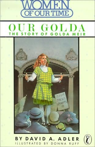 book cover of Our Golda: The Story of Golda Meir
