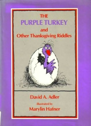book cover of The Purple Turkey and Other Thanksgiving Riddles