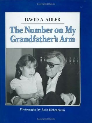 book cover of The Number On My Grandfather\'s Arm