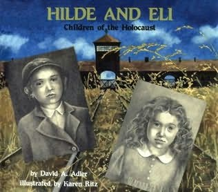 book cover of Hilde and Eli