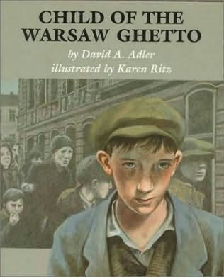 book cover of Child of the Warsaw Ghetto