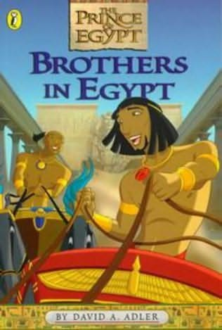 book cover of Prince Of Egypt