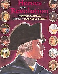 book cover of Heroes of the Revolution