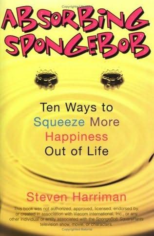 book cover of Absorbing SpongeBob