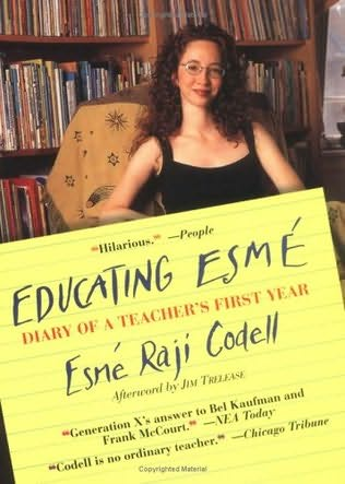 book cover of Educating Esme