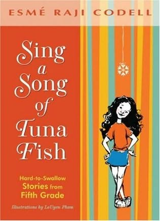 book cover of Sing a Song of Tuna Fish