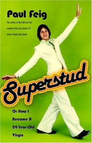 book cover of Superstud
