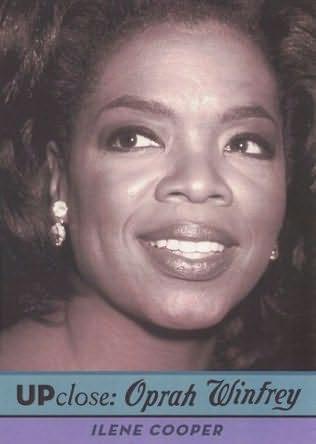 book cover of Oprah Winfrey