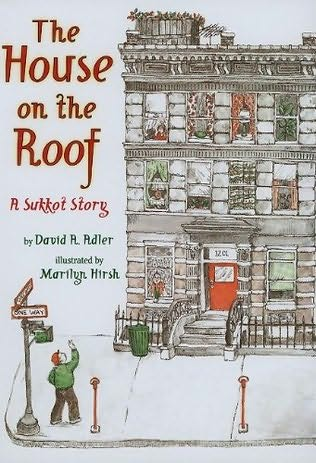 book cover of The House On the Roof