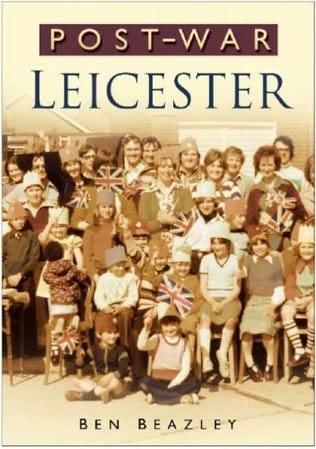 book cover of Postwar Leicester