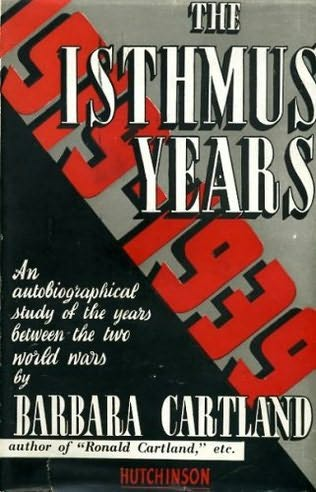 book cover of The Isthmus Years