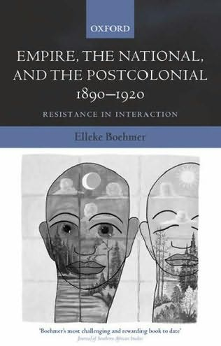 book cover of Empire, the National, and the Postcolonial