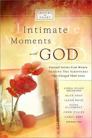 book cover of Intimate Moments with God