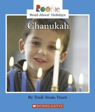 book cover of   Chanukah   by  Trudi Trueit