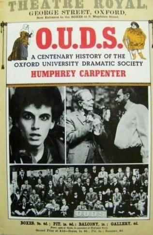 book cover of O.U.D.S .