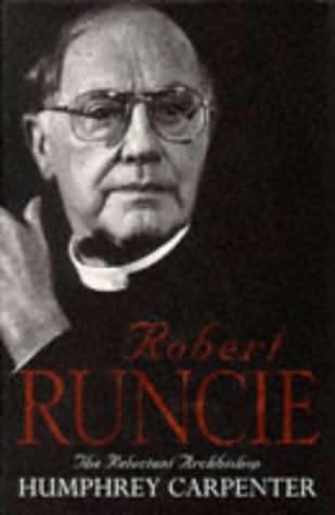 book cover of Robert Runcie