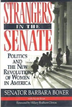 book cover of Strangers in the Senate