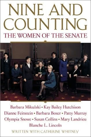 book cover of Nine and Counting