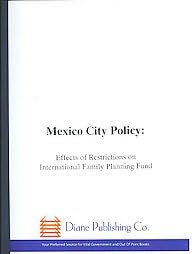 book cover of Mexico City Policy
