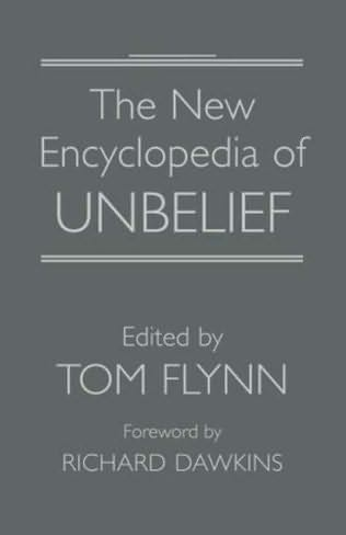 book cover of The New Encyclopedia of Unbelief