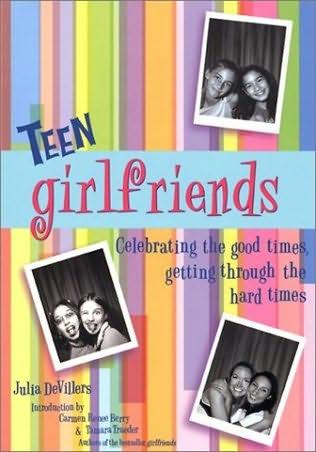 book cover of Teen Girlfriends