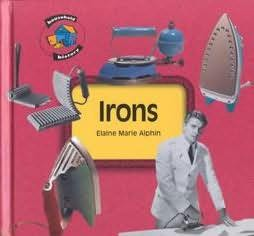book cover of Irons