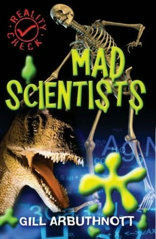 book cover of Mad Scientists