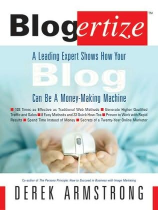 book cover of Blogertize