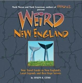 book cover of Weird New England