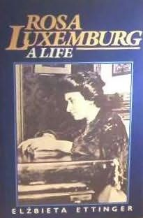 book cover of Rosa Luxemburg