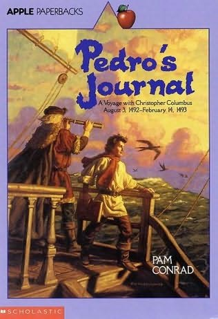 book cover of Pedro\'s Journal
