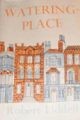 book cover of Watering-place