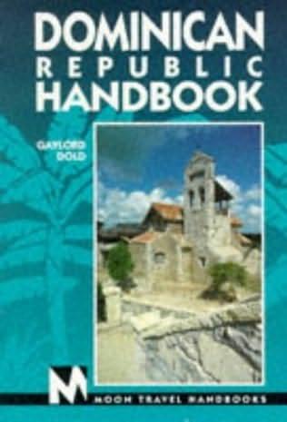 book cover of Dominican Republic