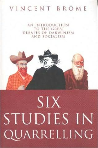 book cover of Six Studies in Quarreling