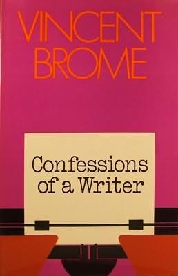 book cover of Confessions of a Writer