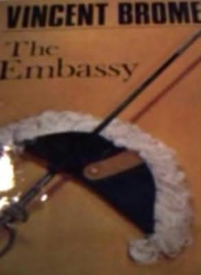 book cover of The Embassy