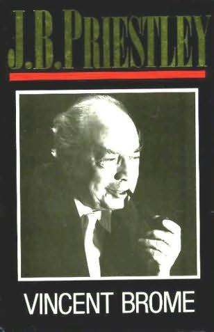 book cover of J. B. Priestley