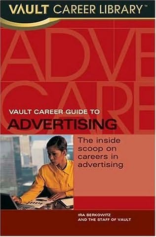 book cover of Vault Career Guide to Advertising