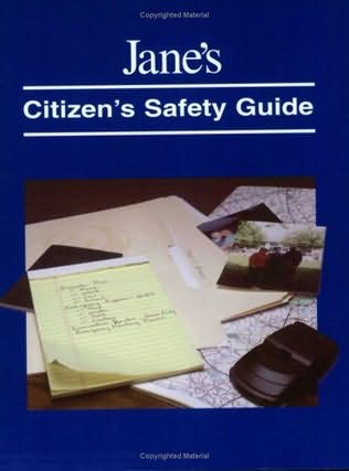 book cover of Jane\'s Citizen Safety Guide