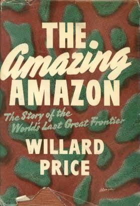 book cover of The Amazing Amazon