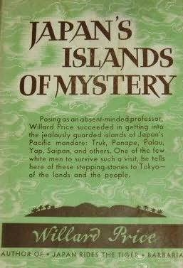 book cover of Japan\'s Island Of Mystery